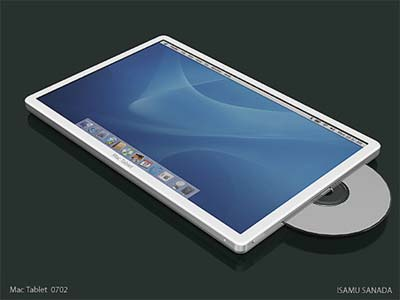Tablet Mac
