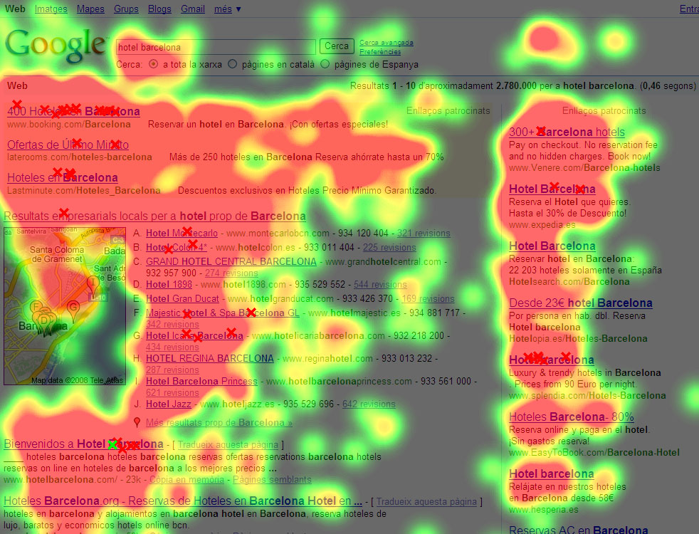 Eyetracking_Google_hotel_barcelona