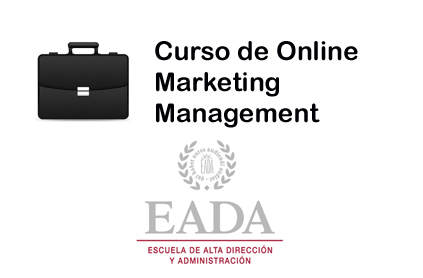 Curso de Online Marketing Management – EADA