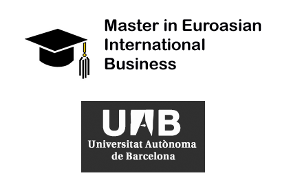 Master in Euroasian Internacional Business – UAB