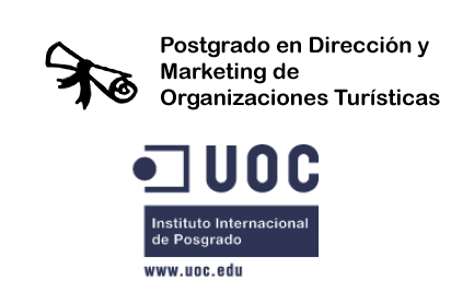 Postgrado en Dirección y Marketing de Organizaciones Turísticas – UOC