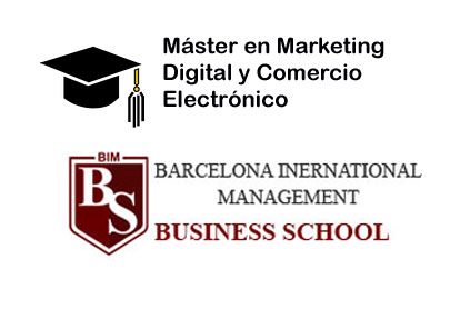 Máster en Marketing Digital y Comercio Electrónico – BIMB