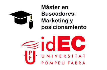 Máster en Buscadores: Marketing y posicionamiento – IDEC