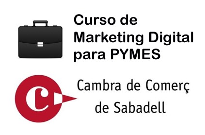 Curso de Marketing Digital para PYMES – Sabadell