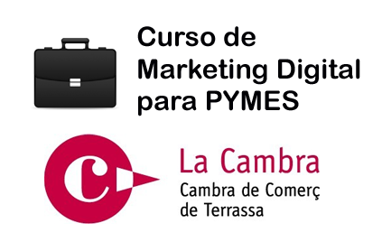 Curso de Marketing Digital para PYMES – Terrassa
